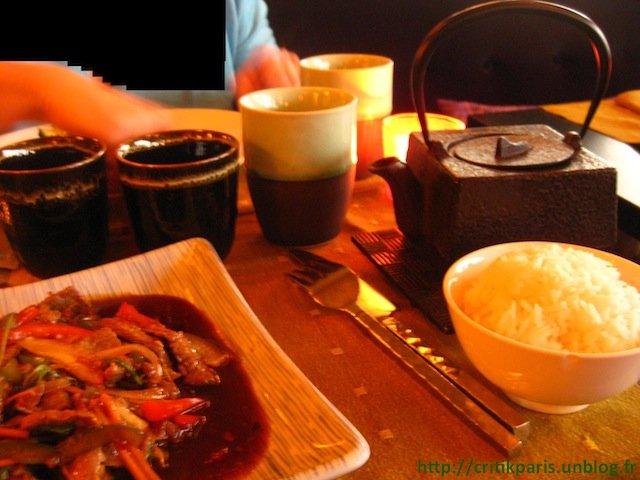 Critique mme shawn rue duret cuisine thailandaise for Cuisine thailandaise