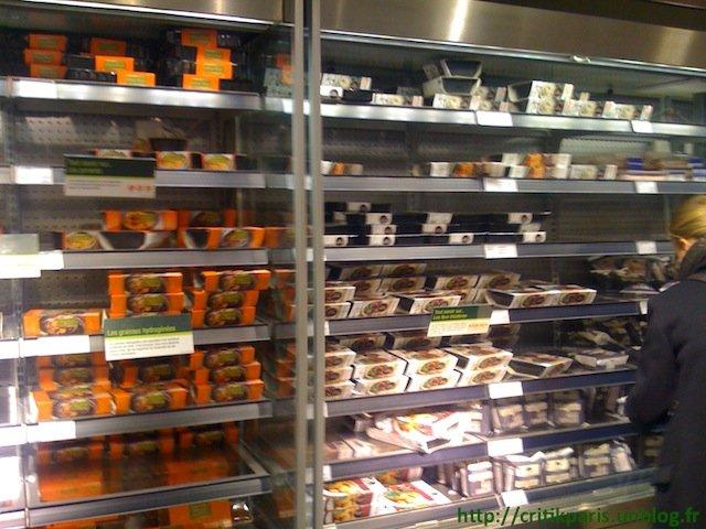 Critique : Ouverture Marks & Spencer, Champs-Elysées. Food hall pas cher, sandwiches délicieux. dans Coups de coeur Marks-Spencer-Paris-1