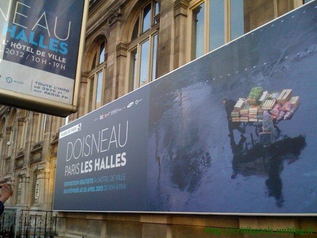 critique exposition doisneau paris les halles h tel de ville critik paris. Black Bedroom Furniture Sets. Home Design Ideas