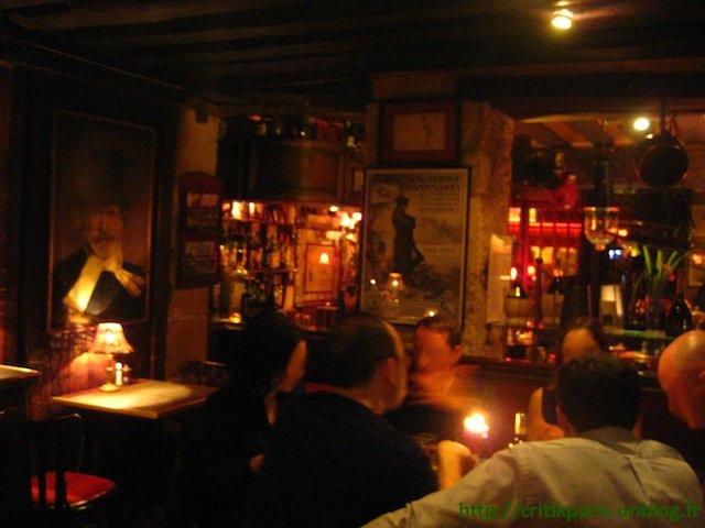 Critique : Monteverdi, rue Guisarde. Paris 6. Restaurant italien.  dans Restaurants Monteverdi-3