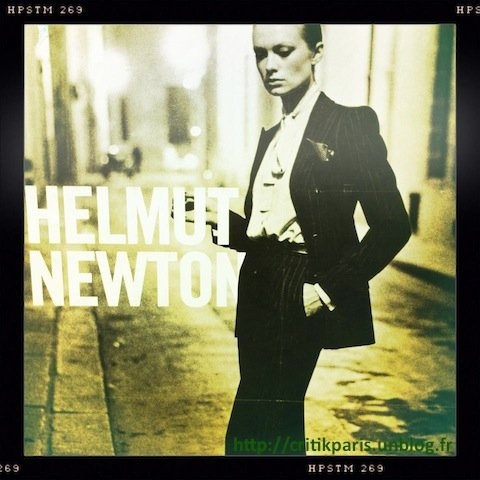 Exposition Helmut Newton, Grand Palais. Photographe, Vogue. dans Expositions Helmut-Newton-Grand-Palais-1