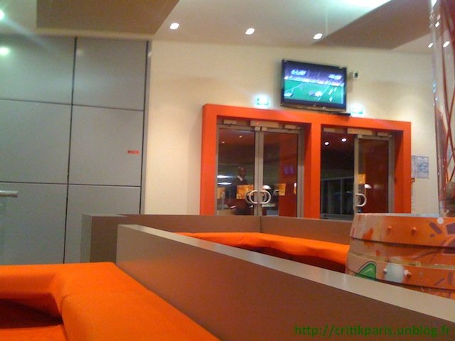 Bar Aeroport Toulouse Blagnac 2