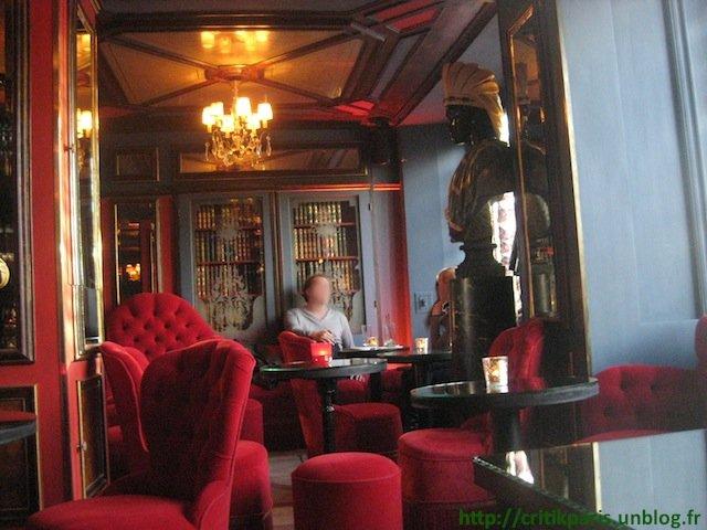 Critique : Bar Lapérouse. Velours, Quai Grands Augustins. Gastronomique. dans Bars & Cafés Bar-Lap%C3%A9rouse-1