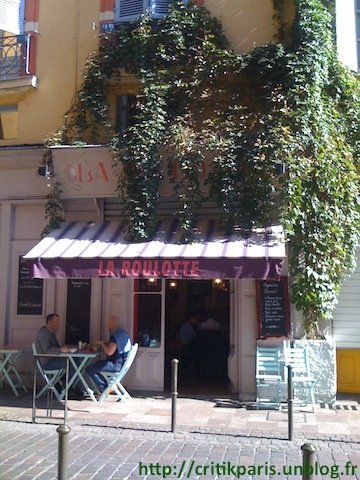 Critique : La Roulotte, Toulouse. Brunch pas cher. dans Restaurants la-Roulotte-Toulouse-1