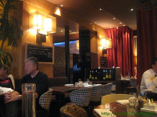 Critique : Devez. Viande d'Aubrac à Alma, Georges V. dans Restaurants Devez-1