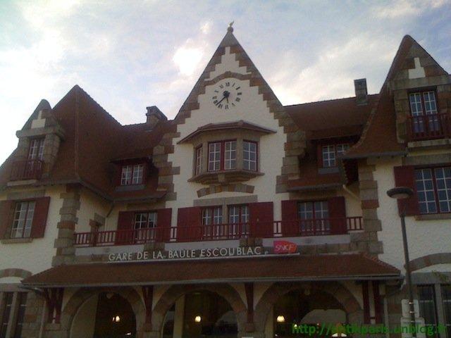 Critique : La Croisette et Rouge, restaurants La Baule. dans Branché La-Baule