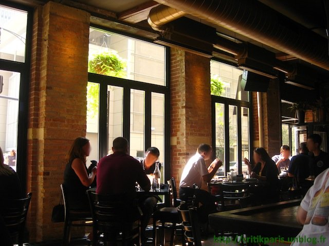 City Guide Chigago. Restaurants. Bonnes adresses et plans foireux. Public-House-Chicago-1