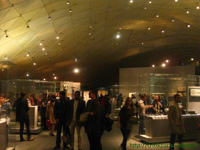 Nouveau département des Arts de l'Islam. Louvre. Une verrue en guise de verrière. dans Expositions louvre-departement-islam-1