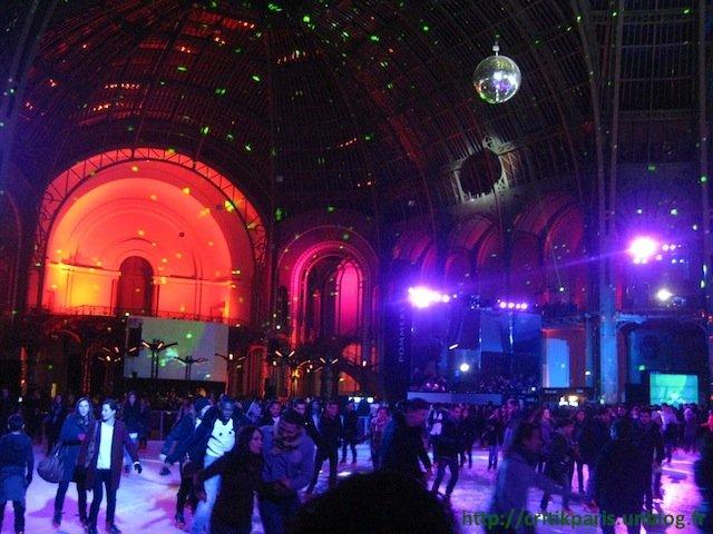 Critique : Grand Palais des Glaces. Patinoire et soirée clubbing.  dans Branché grand-palais-des-glaces-2