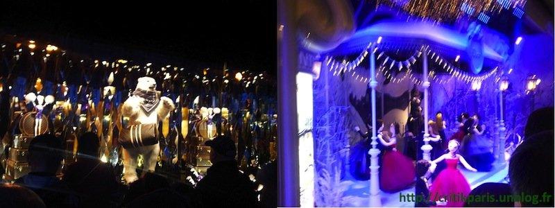 Vitrines de Noel 2012. Galeries Lafayette et Printemps Paris.  dans Sorties vitrines-noel-2012-3