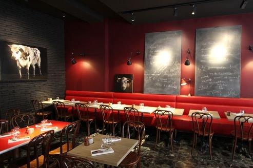 Critique : Chez Boris, repère carnassier. Steakhouse Paris 8. dans Coups de coeur chez-boris-1