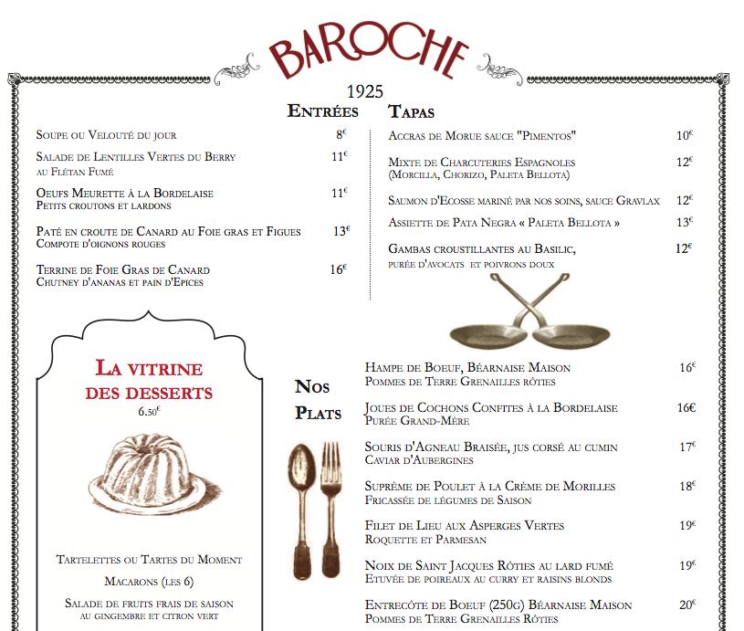 baroche-2 dans Restaurants
