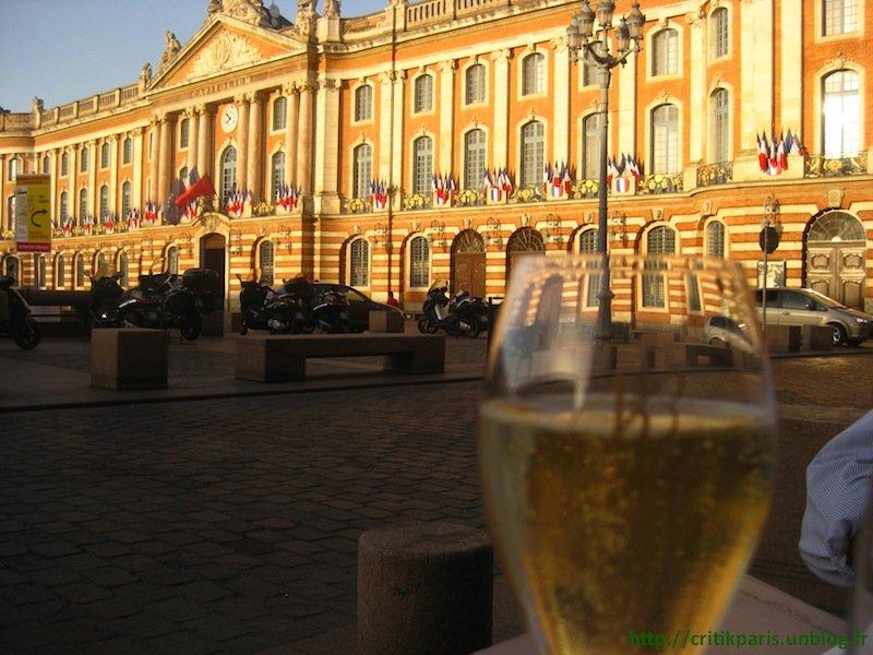 Critique : Bibent. Place du Capitole à Toulouse. Chef Constant. dans Coups de coeur bibent-toulouse-1
