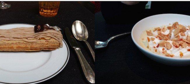Critique : Menu déjeuner à la Bauhinia – Shangri La.