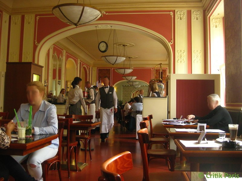 Café Louvre Prague