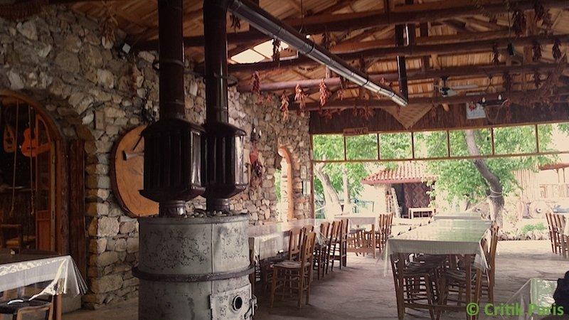 Anatolia Restaurant Aphrodisias