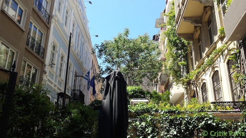 Café Corinne Istanbul